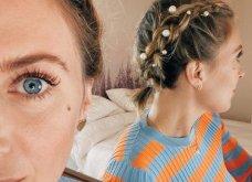 Πέντε top fashion χτενίσματα για μαλλιά καρέ - Θα κλέψετε την παράσταση (φώτο) - Κυρίως Φωτογραφία - Gallery - Video 5