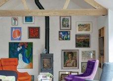 40 εντυπωσιακές ιδέες για να αλλάξει όψη το σαλόνι σας - Γαλλική φινέτσα  & στυλ (φώτο) - Κυρίως Φωτογραφία - Gallery - Video 16
