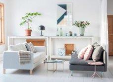 40 εντυπωσιακές ιδέες για να αλλάξει όψη το σαλόνι σας - Γαλλική φινέτσα  & στυλ (φώτο) - Κυρίως Φωτογραφία - Gallery - Video 17
