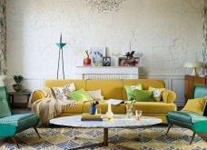 40 εντυπωσιακές ιδέες για να αλλάξει όψη το σαλόνι σας - Γαλλική φινέτσα  & στυλ (φώτο) - Κυρίως Φωτογραφία - Gallery - Video 18