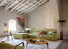 40 εντυπωσιακές ιδέες για να αλλάξει όψη το σαλόνι σας - Γαλλική φινέτσα  & στυλ (φώτο) - Κυρίως Φωτογραφία - Gallery - Video 22