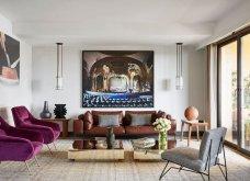 40 εντυπωσιακές ιδέες για να αλλάξει όψη το σαλόνι σας - Γαλλική φινέτσα  & στυλ (φώτο) - Κυρίως Φωτογραφία - Gallery - Video 24