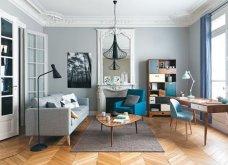 40 εντυπωσιακές ιδέες για να αλλάξει όψη το σαλόνι σας - Γαλλική φινέτσα  & στυλ (φώτο) - Κυρίως Φωτογραφία - Gallery - Video 26