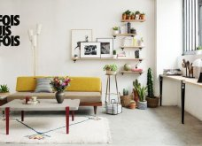 40 εντυπωσιακές ιδέες για να αλλάξει όψη το σαλόνι σας - Γαλλική φινέτσα  & στυλ (φώτο) - Κυρίως Φωτογραφία - Gallery - Video 31