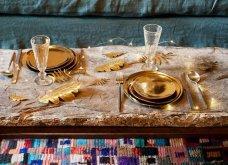 Tres Chic μαγεία! - 35 ιδέες για το πρωτοχρονιάτικο  τραπέζι - Αυτή τη χρονιά η γιορτινή διακόσμηση έχει γαλλική φινέτσα (φώτο) - Κυρίως Φωτογραφία - Gallery - Video