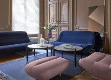 40 εντυπωσιακές ιδέες για να αλλάξει όψη το σαλόνι σας - Γαλλική φινέτσα  & στυλ (φώτο) - Κυρίως Φωτογραφία - Gallery - Video 33
