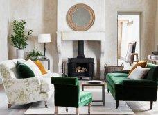 40 εντυπωσιακές ιδέες για να αλλάξει όψη το σαλόνι σας - Γαλλική φινέτσα  & στυλ (φώτο) - Κυρίως Φωτογραφία - Gallery - Video 38