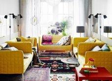 40 εντυπωσιακές ιδέες για να αλλάξει όψη το σαλόνι σας - Γαλλική φινέτσα  & στυλ (φώτο) - Κυρίως Φωτογραφία - Gallery - Video 42