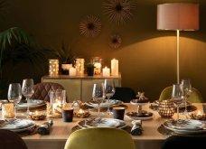 Tres Chic μαγεία! - 35 ιδέες για το πρωτοχρονιάτικο  τραπέζι - Αυτή τη χρονιά η γιορτινή διακόσμηση έχει γαλλική φινέτσα (φώτο) - Κυρίως Φωτογραφία - Gallery - Video 6