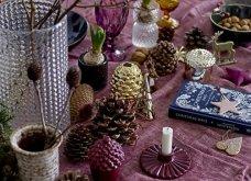 Tres Chic μαγεία! - 35 ιδέες για το πρωτοχρονιάτικο  τραπέζι - Αυτή τη χρονιά η γιορτινή διακόσμηση έχει γαλλική φινέτσα (φώτο) - Κυρίως Φωτογραφία - Gallery - Video 7