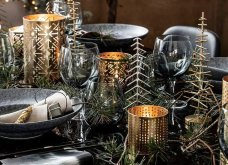 Tres Chic μαγεία! - 35 ιδέες για το πρωτοχρονιάτικο  τραπέζι - Αυτή τη χρονιά η γιορτινή διακόσμηση έχει γαλλική φινέτσα (φώτο) - Κυρίως Φωτογραφία - Gallery - Video 11