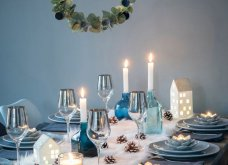 Tres Chic μαγεία! - 35 ιδέες για το πρωτοχρονιάτικο  τραπέζι - Αυτή τη χρονιά η γιορτινή διακόσμηση έχει γαλλική φινέτσα (φώτο) - Κυρίως Φωτογραφία - Gallery - Video 13