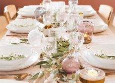 Tres Chic μαγεία! - 35 ιδέες για το πρωτοχρονιάτικο  τραπέζι - Αυτή τη χρονιά η γιορτινή διακόσμηση έχει γαλλική φινέτσα (φώτο) - Κυρίως Φωτογραφία - Gallery - Video 14