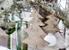 Tres Chic μαγεία! - 35 ιδέες για το πρωτοχρονιάτικο  τραπέζι - Αυτή τη χρονιά η γιορτινή διακόσμηση έχει γαλλική φινέτσα (φώτο) - Κυρίως Φωτογραφία - Gallery - Video 23