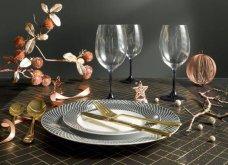 Tres Chic μαγεία! - 35 ιδέες για το πρωτοχρονιάτικο  τραπέζι - Αυτή τη χρονιά η γιορτινή διακόσμηση έχει γαλλική φινέτσα (φώτο) - Κυρίως Φωτογραφία - Gallery - Video 24