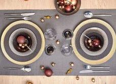 Tres Chic μαγεία! - 35 ιδέες για το πρωτοχρονιάτικο  τραπέζι - Αυτή τη χρονιά η γιορτινή διακόσμηση έχει γαλλική φινέτσα (φώτο) - Κυρίως Φωτογραφία - Gallery - Video 26