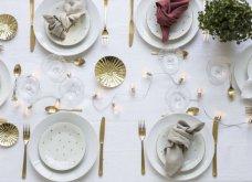 Tres Chic μαγεία! - 35 ιδέες για το πρωτοχρονιάτικο  τραπέζι - Αυτή τη χρονιά η γιορτινή διακόσμηση έχει γαλλική φινέτσα (φώτο) - Κυρίως Φωτογραφία - Gallery - Video 28
