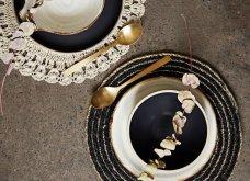 Tres Chic μαγεία! - 35 ιδέες για το πρωτοχρονιάτικο  τραπέζι - Αυτή τη χρονιά η γιορτινή διακόσμηση έχει γαλλική φινέτσα (φώτο) - Κυρίως Φωτογραφία - Gallery - Video 29