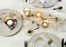 Tres Chic μαγεία! - 35 ιδέες για το πρωτοχρονιάτικο  τραπέζι - Αυτή τη χρονιά η γιορτινή διακόσμηση έχει γαλλική φινέτσα (φώτο) - Κυρίως Φωτογραφία - Gallery - Video 32