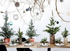 Tres Chic μαγεία! - 35 ιδέες για το πρωτοχρονιάτικο  τραπέζι - Αυτή τη χρονιά η γιορτινή διακόσμηση έχει γαλλική φινέτσα (φώτο) - Κυρίως Φωτογραφία - Gallery - Video 36