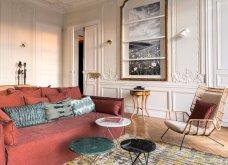 40 εντυπωσιακές ιδέες για να αλλάξει όψη το σαλόνι σας - Γαλλική φινέτσα  & στυλ (φώτο) - Κυρίως Φωτογραφία - Gallery - Video 44