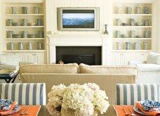 30 living rooms με κατάλληλη διακόσμηση για να νιώσετε ηρεμία - Μένουμε σπίτι για cocooning (φωτό) - Κυρίως Φωτογραφία - Gallery - Video 9