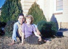 Ο έρωτας το 1940: Σπάνιες έγχρωμες φωτογραφίες ζευγαριών - Φορούν τα καλά τους και βγαίνουν ραντεβού.... - Κυρίως Φωτογραφία - Gallery - Video 3