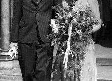 Γάμος εν καιρώ πολέμου: Έτσι ήταν οι νύφες το 1940 - Άλλες με μακριά φουστάνια και πέπλα & άλλες με απλά φορέματα (φωτό) - Κυρίως Φωτογραφία - Gallery - Video 9