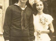 Γάμος εν καιρώ πολέμου: Έτσι ήταν οι νύφες το 1940 - Άλλες με μακριά φουστάνια και πέπλα & άλλες με απλά φορέματα (φωτό) - Κυρίως Φωτογραφία - Gallery - Video 4