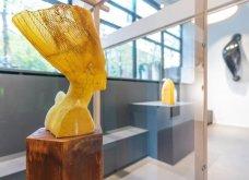 """Βασίλισσα Νεφερτίτη: Αυτό το εντυπωσιακό άγαλμα της ονομάζεται """"Αιωνιότητα"""" - Το έφτιαξαν 60.000 μέλισσες (φώτο-βίντεο)  - Κυρίως Φωτογραφία - Gallery - Video 7"""