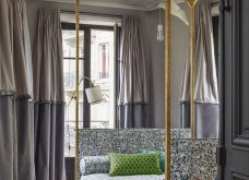 14 ονειρεμένα υπνοδωμάτια για να κλέψουμε ιδέες: Statement - πίνακες, κουρτίνες και μονοχρωματικά στυλ (φωτό) - Κυρίως Φωτογραφία - Gallery - Video 14