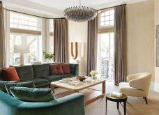 Βρες τις κατάλληλες κουρτίνες για το σαλόνι σου: Χρωματιστές ή λευκές, μοντέρνες ή παραδοσιακές (φωτό) - Κυρίως Φωτογραφία - Gallery - Video 5