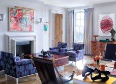 Βρες τις κατάλληλες κουρτίνες για το σαλόνι σου: Χρωματιστές ή λευκές, μοντέρνες ή παραδοσιακές (φωτό) - Κυρίως Φωτογραφία - Gallery - Video 7