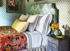 14 ονειρεμένα υπνοδωμάτια για να κλέψουμε ιδέες: Statement - πίνακες, κουρτίνες και μονοχρωματικά στυλ (φωτό) - Κυρίως Φωτογραφία - Gallery - Video 6