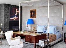 14 ονειρεμένα υπνοδωμάτια για να κλέψουμε ιδέες: Statement - πίνακες, κουρτίνες και μονοχρωματικά στυλ (φωτό) - Κυρίως Φωτογραφία - Gallery - Video 8