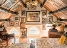 14 ονειρεμένα υπνοδωμάτια για να κλέψουμε ιδέες: Statement - πίνακες, κουρτίνες και μονοχρωματικά στυλ (φωτό) - Κυρίως Φωτογραφία - Gallery - Video 9