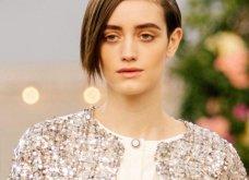 Τα 7 κοντά ολόισια καρέ μαλλιά - πρωταγωνιστές στην επίδειξη μόδας της Chanel (φωτό) - Κυρίως Φωτογραφία - Gallery - Video