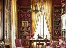Βρες τις κατάλληλες κουρτίνες για το σαλόνι σου: Χρωματιστές ή λευκές, μοντέρνες ή παραδοσιακές (φωτό) - Κυρίως Φωτογραφία - Gallery - Video 13