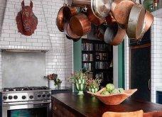 10 μοντέρνες και μικρές κουζίνες για να κλέψετε ιδέες - Θέλετε ράφια, ζωηρά χρώματα ή μεγάλα κρεμαστά φωτιστικά (φωτό) - Κυρίως Φωτογραφία - Gallery - Video