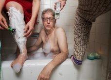 Αστεία, συναισθηματικά, σουρεάλ κλικς: Όταν ένας φωτογράφος κάνει καραντίνα με την πρώην γυναίκα & την μάνα του! (φωτό) - Κυρίως Φωτογραφία - Gallery - Video