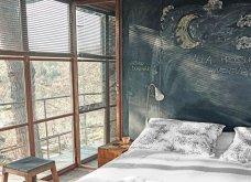 14 ονειρεμένα υπνοδωμάτια για να κλέψουμε ιδέες: Statement - πίνακες, κουρτίνες και μονοχρωματικά στυλ (φωτό) - Κυρίως Φωτογραφία - Gallery - Video 13