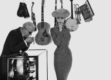 Κλικς όλο χάρη και φινέτσα: Όταν τα μοντέλα του 1950 πόζαραν για τον φωτογραφικό φακό του William Helburn (φωτό) - Κυρίως Φωτογραφία - Gallery - Video 7