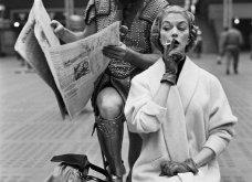 Κλικς όλο χάρη και φινέτσα: Όταν τα μοντέλα του 1950 πόζαραν για τον φωτογραφικό φακό του William Helburn (φωτό) - Κυρίως Φωτογραφία - Gallery - Video 8