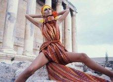 Η μόδα των 60ς μέσα από τον φακό του Hans Dukkers: Κομψές γυναίκες, χρωματιστά outfits και σουρεάλ εικόνες (φωτό) - Κυρίως Φωτογραφία - Gallery - Video