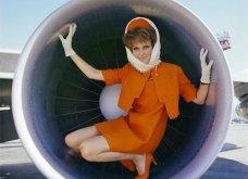 Η μόδα των 60ς μέσα από τον φακό του Hans Dukkers: Κομψές γυναίκες, χρωματιστά outfits και σουρεάλ εικόνες (φωτό) - Κυρίως Φωτογραφία - Gallery - Video 11