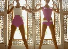 Η μόδα των 60ς μέσα από τον φακό του Hans Dukkers: Κομψές γυναίκες, χρωματιστά outfits και σουρεάλ εικόνες (φωτό) - Κυρίως Φωτογραφία - Gallery - Video 17
