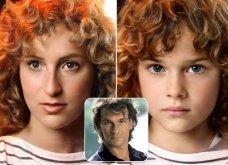 Πώς θα ήταν η κόρη του Jack & της Rose από τον Τιτανικό; Παιδιά διάσημων τηλεοπτικών ζευγαριών «ζωντανεύουν» με την τεχνητή νοημοσύνη (φωτό) - Κυρίως Φωτογραφία - Gallery - Video