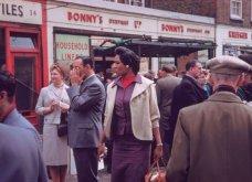 "Vintage Pics: Λονδίνο 1961-  20 υπέροχες φωτογραφίες παρουσιάζουν τη φωτεινή πλευρά μιας 'βροχερής"" πόλης  - Κυρίως Φωτογραφία - Gallery - Video"