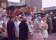 "Vintage Pics: Λονδίνο 1961-  20 υπέροχες φωτογραφίες παρουσιάζουν τη φωτεινή πλευρά μιας 'βροχερής"" πόλης  - Κυρίως Φωτογραφία - Gallery - Video 5"