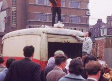 "Vintage Pics: Λονδίνο 1961-  20 υπέροχες φωτογραφίες παρουσιάζουν τη φωτεινή πλευρά μιας 'βροχερής"" πόλης  - Κυρίως Φωτογραφία - Gallery - Video 9"